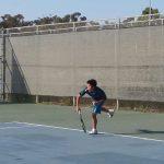 JV Boys Tennis beat Point Loma