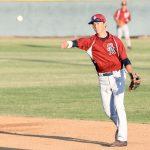 Varsity Baseball falls to Madison on the road