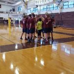 JV2 Boys Volleyball fall to Francis Parker in close match