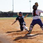 Varsity Softball beat Clairemont