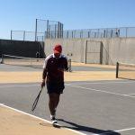 Varsity Boys Tennis beat Westview on the road