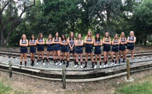 JV Girls Lacrosse Team Picture 2017