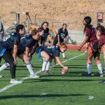 Powder Puff Football 2017 – Seniors take the Victory