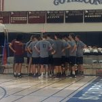 SRHS Varsity Boys Volleyball Tournament Day 1