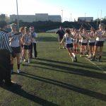 JV Girls Lacrosse beats Del Norte