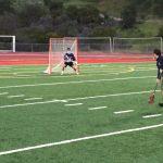 Varsity Boys Lacrosse beat Temecula Valley