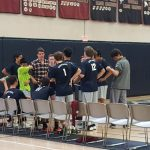 Varsity Boys Volleyball falls to La Jolla
