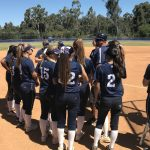 Varsity Softball falls to Westview – CIF Playoffs