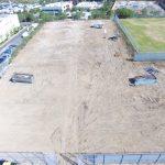 Construction Update – SRHS Tennis Courts 5/22/2017