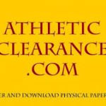 Online Athletic Clearance For All 2017-18 SRHS Sports – Clearance Has Begun For 2017 Fall Sports