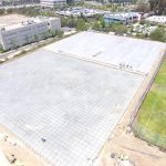 Construction Update – SRHS Tennis Courts 6/21/2017