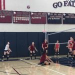 Freshman Girls Volleyball vs. Cathedral Catholic