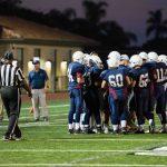 Freshman Football Beat Morse