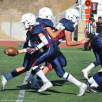 Freshman Football Fall To Cathedral Catholic