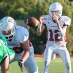 JV Football Falls To Lincoln