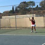 JV Girls Tennis @ Patrick Henry