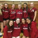 Freshman Girls Volleyball @ Point Loma