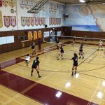JV Girls Volleyball @ Point Loma