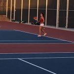 JV Girls Tennis vs. La Jolla