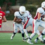 JV Football Falls To Cathedral Catholic