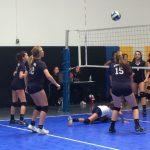 JV Girls Volleyball - Ramona Tournament 2017