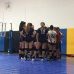 JV Girls Volleyball Beat Escondido