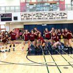 Varsity Girls Volleyball Beat La Jolla In 3