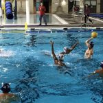 Varsity Boys Water Polo Beat Hilltop In CIF Playoffs Round 1