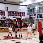 Varsity Girls Volleyball Beat Westview In CIF Quarter Finals