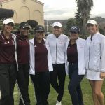 Varsity Girls Golf - CIF Playoffs Day 2