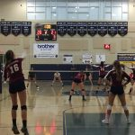 Varsity Girls Volleyball Fall To Del Norte In Close CIF Playoff Match