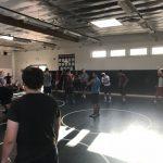 Wrestling Tryouts 2017-18