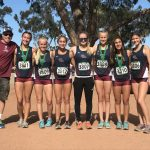 Girls Cross Country Place Third In CIF D2 Championships And Advance To State Championships