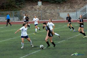 Varsity Girls Soccer vs. West Hills
