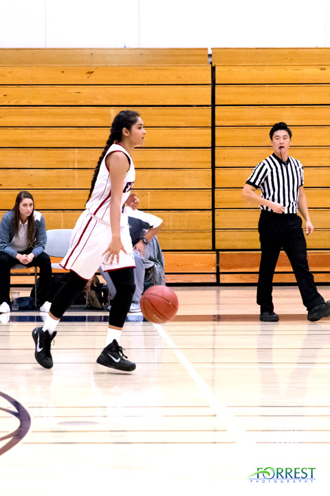 Varsity Girls Basketball Fall To Mt Miguel