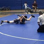 Wrestling Travels To San Diego High for First Dual Meet Of The Year