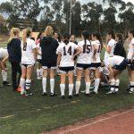 Varsity Girls Soccer Beat Patrick Henry