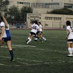 Girls Varsity Soccer Beats Mira Mesa