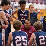 Boys JV Basketball Takes Care Of Morse