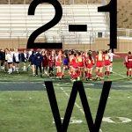 Varsity Girls Soccer Beat Cathedral At Home