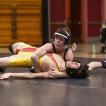 Wrestling Sweeps Point Loma At Home