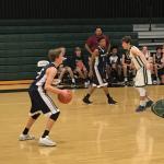 JV Boys Basketball Beat Coronado On The Road