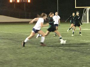 Varsity Girls Soccer vs. Hilltop