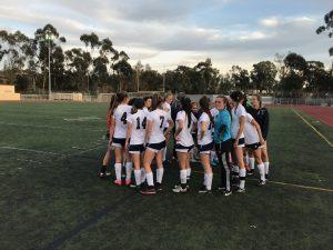 Varsity Girls Soccer vs. La Jolla
