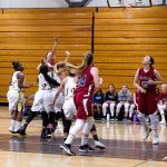 JV Girls Basketball Beat Serra On The Road