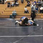 Varsity Wrestling vs. Mira Mesa - Senior Night 2018