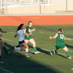 Girls Varsity Soccer Falls To La Costa Canyon