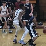 JV Boys Basketball Beat Point Loma On The Road