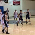JV Boys Basketball @ Christian