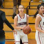 Varsity Girls Basketball Beat San Diego At Home